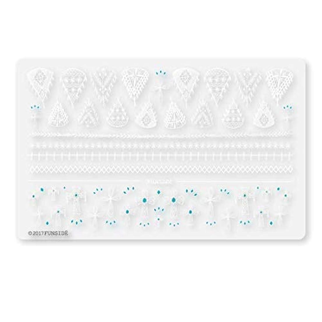 テンション重要な役割を果たす、中心的な手段となるアリーナ未硬化ジェル対応 Crochet + クロシェクロス ネイルシール ネイルステッカー クロッシェ クロス エスニック ボヘミアン 貼りやすい 貼るだけ 極薄シート 日本製