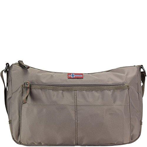 Borsa Tracolla Donna Napapijri Bag Woman N8A05 Hel Hobo Cardamon