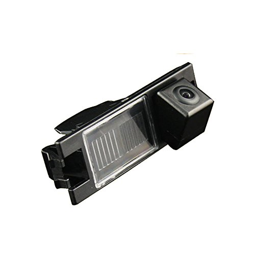 Greatek Caméra de Recul Voiture en Couleur Kit Caméra vue arrière de voiture Imperméable IP67 avec large Vision Nocturne pour Tucson IX35 / Tucson from 2005 to 2014