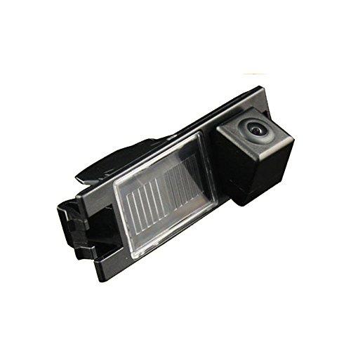 Navinio Rückfahrkamera in Kennzeichenleuchte Einparkhilfe, Rückfahrcamera Fahrzeug-spezifische Kamera integriert in Nummernschild Licht für Hyundai Tucson IX35 / Tucson from 2005 to 2014