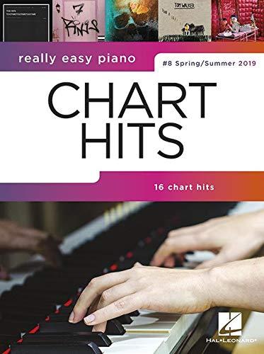 REALLY EASY PIANO CHART HITS 8