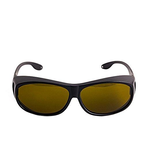 CE 1064NM láser Gafas de protección Gafas de Seguridad Gafas de protección Shield para YAG dpss Cable de tóner Estilo C