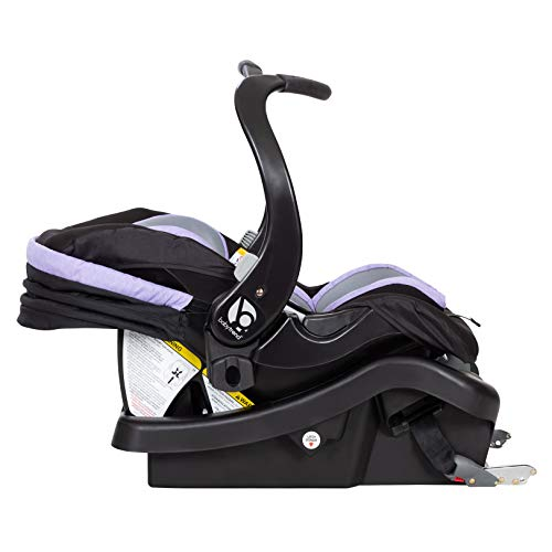 Baby Trend Secure Snap Tech 35 Infant Car Seat, Lavender Ice