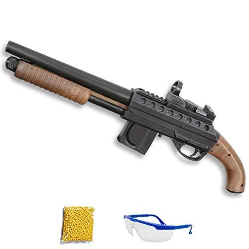 CYBERGUN MOSSBERG 500 (6mm - Escopeta de Airsoft Calibre 6mm (Arma Larga de Aire Suave de...