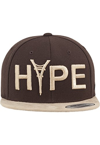 Urban Classic Mister Tee Caps HYPE Cap MT118, couleur:bronz/beige