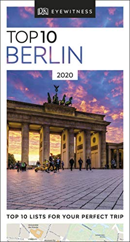 DK Eyewitness Top 10 Berlin: 2020 (Pocket Travel Guide) (English Edition)