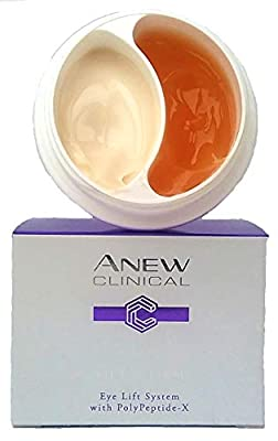 Anew Clinical Lift & Firm Eye Lift System New Improved Avon Anew Clinical Pro Eye Lift 20 ml from Avon Cosmetics