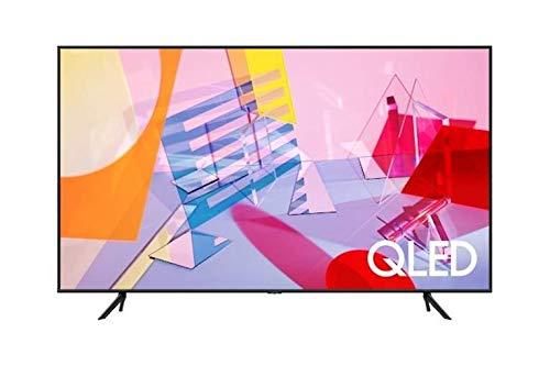SAMSUNG TV QLED 65  QE65Q60TAU Smart TV Europa Black
