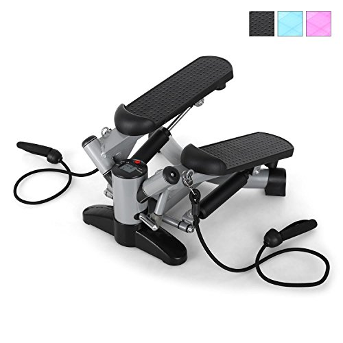 Klarfit Powersteps Twist Stepper Fitness Gym avec expoander...