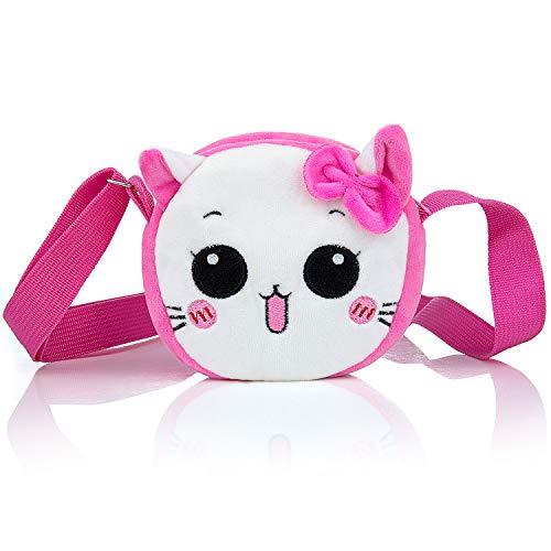 Czemo Bolso Bandolera para Niña Bolsa Pequeña de Hombro Mini Bolsos de la Princesa Bolsas Dibujos para Infantile Kindergarten (#3)