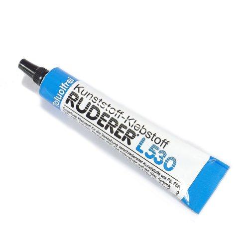 Ruderer L530 Kunststoff-Klebstoff für Bindings