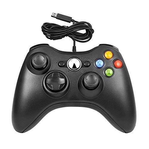Gamepad Xbox 360 Game Controller,USB Joystick Wired Game Controller Gamepad controller di design ergonomico