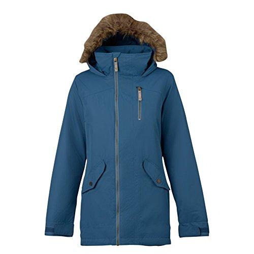 Burton Damen Snowboardjacke Hazel Jacket, Jaded, S