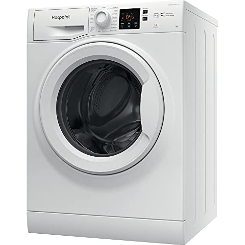 Hotpoint NSWF944CWUKN 9kg Free-Standing Washing Machine with Anti stain in White