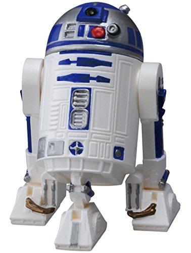 メタコレ スター・ウォーズ #03 R2-D2 約 49mm ダイキャスト製 塗装済み 可動フィギュア