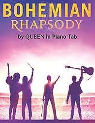 Bohemian Rhapsody by Queen in Piano Tab