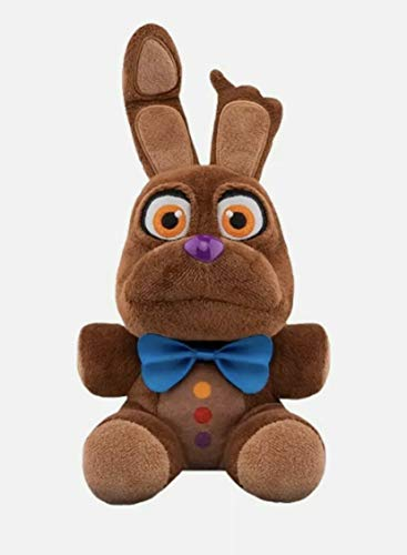 FNAF Plush: Five Nights at Freddys - Chocolate Bonnie Exclusive Plush