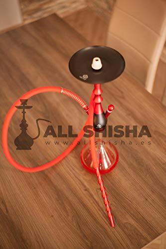 Allshisha Al-Mani Cachimba Ringo Rojo Hookah Cachimba
