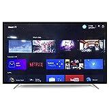 XFF TV LCD da 86 Pollici a LED a Prova di Esplosione 4K, Televisore con Ampio Angolo Visione 178°,...