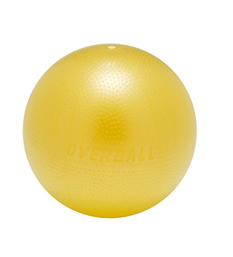Gymnic Over Ball Small 10 Inches Color May Vary  1004586