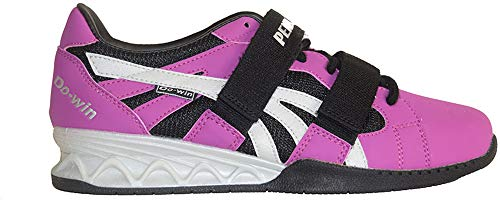 Pendlay Women's 15PFUSSIL - Weightlifting Shoes 11.5 M Fuchsia-Silver