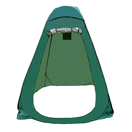Nuokix Camping Tent, Family Camping Tent for 1-2 People, Fast and Automatic Opening, Convenient for Fishing and Beach Travel 160 * 160 * 210 Cm