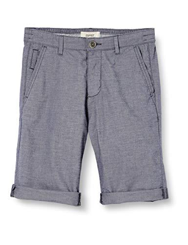 ESPRIT Herren 040EE2C307 Shorts, 409/DARK Blue 5, 34