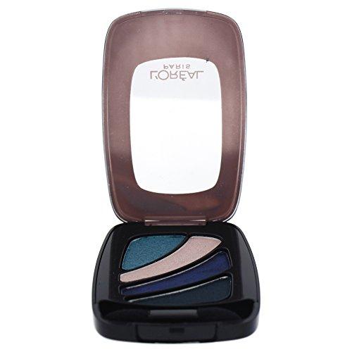 L'Oreal Paris Colour Riche Eye Shadow, Blue Haute Couture, 0.17 Ounces