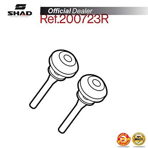 SHAD - 200723R/214 : Recambio cierre gomas tiras elasticas internas baul maleta