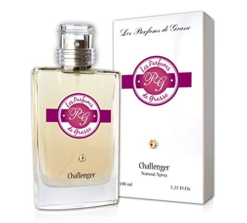 Eau de Parfum Eleven Creations Luxe grassa Challenger da uomo, 100 ml