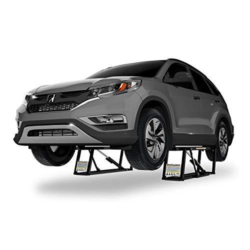 QuickJack BendPak Ranger 110V 7,000lb Portable Car Lift BL-7000SLX - Auto Repair