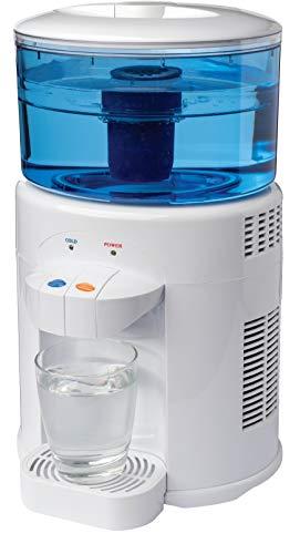 BETEC Aquarius Plus Wasserspender - Wasserfilter + 1 Filterkartusche (Classic) für kaltes Wasser