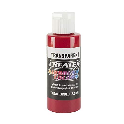 Couleur rouge aérographe Createx Airbrush Couleurs 120ml 12 5138 Createx