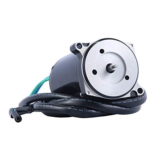 Rareelectrical New Tilt Trim Motor Compatible With Mercury Outboard 140Hp 150Hp 175Hp 200Hp 210Hp By Part Numbers 99186T 186757 18-6757