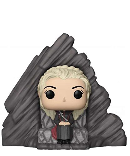 Funko Pop! Games of Thrones - Daenerys Targaryen on Dragonstone Throne #63 Vinyl Figure 10cm