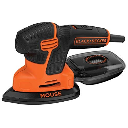 BLACK+DECKER Mouse Detail Sander, C…