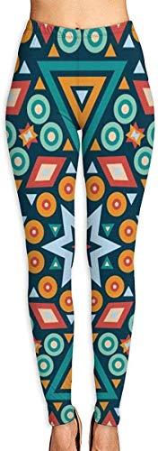 Leggings de Entrenamiento Deportivo con pantalón de Yoga
