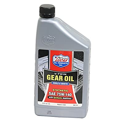 Lucas Oil Synthetic SAE 75W-140 V-T
