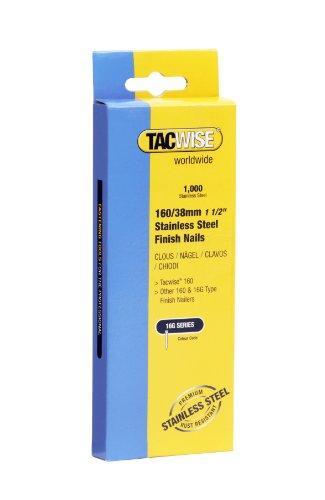 Tacwise 1097 Edelstahlnägel 160/38mm (1.000 Stück)