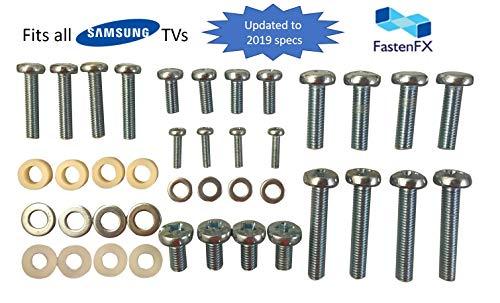 Samsung TV Montage Bolzen/Schrauben und Unterlegscheiben–passend für alle Samsung TVs