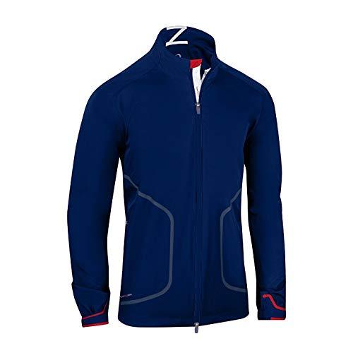 Sale!! Zero Restriction Golf- Presidents Cup Z2000 Jacket Navy