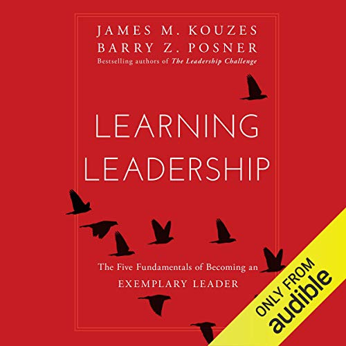 Learning Leadership cover art