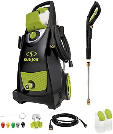 Sun Joe SPX3000 MAX 2800 MAX PSI 1 30 GPM High Performance Brushless Induction Pressure Washer product image