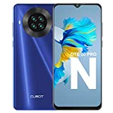 CUBOT NOTE 20 Pro Smartphone 6GB + 128GB Quad Fotocamera 6.5 Waterdrop Pollici Android 10 4200mAh Face ID dual SIM NFC 4G Cellulare Blu