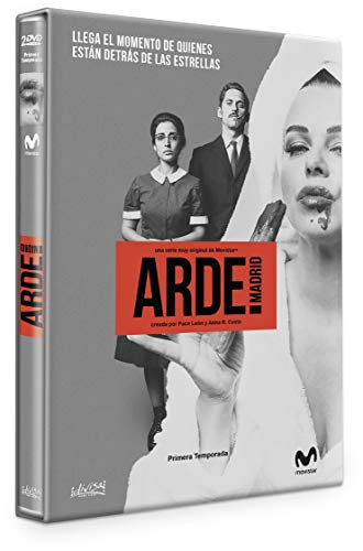 Arde madrid - Primera Temporada [DVD]