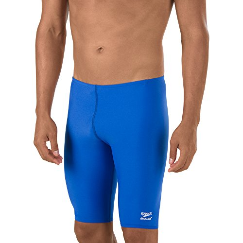 speedo Boy's Swimsuit Jammer Endurance+ Solid USA Youth
