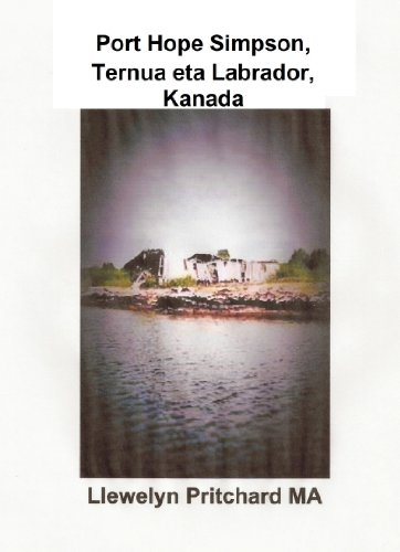 Port Hope Simpson Mysteries, Ternua eta Labrador, Kanada (Basque Edition)