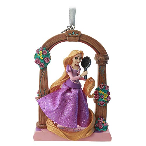Disney Rapunzel Fairytale Moments Sketchbook Ornament – Tangled