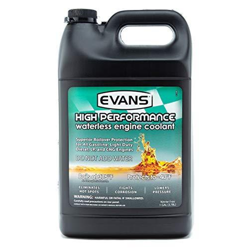 EVANS Cooling Systems EC53001 High Performance Waterless Engine Coolant, 128 fl. oz.