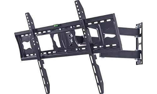 AmazonBasics Essentials vollbewegliche TV-Dreiarm-Wandhalterung für 127-215,9 cm (50-85 Zoll) TV-Geräte